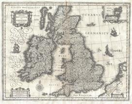 1631_Blaeu_Map_of_the_British_Isles_(England,_Scotland,_Ireland)_-_Geographicus_-_BritanniaeHiberniae-blaeu-1631 -1